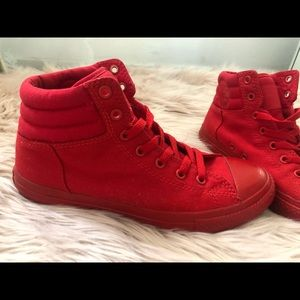 Converse All Star Chuck Taylor Unisex Red Men's 5